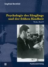 Siegfried Bernfeld; Werke, Band 9